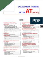 Edited Manual Caja Cambios Automatica at h Cvt Diagnostico Averias Mantenimiento Sistemas Esquemas Componentes