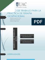 Clase 3 Dominiios de Terapia Ocupacional