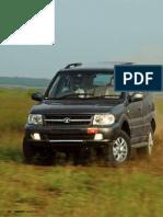Tata Safari 2.2 VTT Dicor S