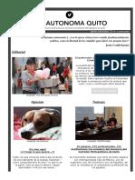 Vía Autónoma No. 9 - Canal informativo del EADMQ