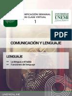 Comunicación Parcial 1