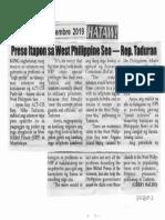 Hataw, Sept. 17, 2019, Preso itapon sa West Philippine Sea-Rep. Taduran.pdf