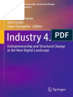 (Studies on Entrepreneurship, Structural Change and Industrial Dynamics) Tessaleno Devezas, João Leitão, Askar Sarygulov (Eds.)-Industry 4.0_ Entrepreneurship and Structural Change in the New Digital