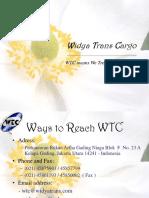 Company Profile PT WTC