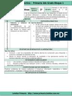 Plan 2do Grado - Bloque 1 MatemÔÇáticas.doc.doc