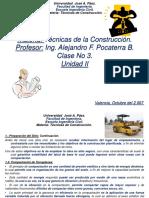 Clase No 3 Compactacion de Terraplenes y Taludes. Unidad II-1