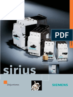 Disjuntor Motor Siemens