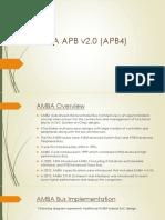 AMBA APB v2