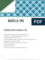 SecA Group06 Barilla