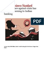 A Bank's Race Against Crisis Has Served a Warning to Indian Banking