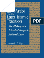 Ibn 'Arabi in the Later Islamic Tradition