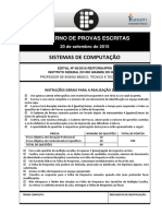 P22 Sistemas de Computacao