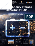 Global Energy Storage Opportunity 2018 05.06