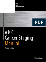 AJCC Breast Cancer Staging System