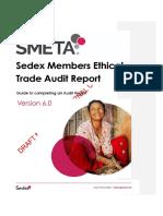 SMETA Gold Example of Report V6