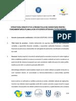 Structura Proiect - Evaluare Calitativa