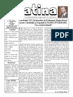 Datina - 17.09.2019 - prima pagină