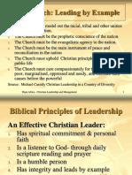 Chr Leadership Presentation