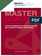 Dispense Master Acc Didactica Profession Italia