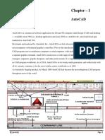 Autocad reeport file