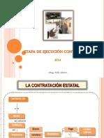 Etapa Ejecucion Contractual Fin