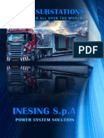 INESING Mobile Substations Catalogue 20182