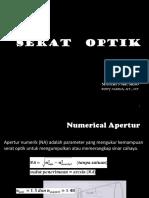 [4] Serat Optik