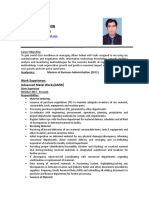 Farooq CV New