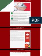 Java, JSP and MySQL Project on Online Examination System Screens