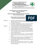 2.3.1. Ep 2 Sk Penetapan Penanggung Jawab Program Puskesmas Fix