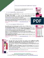CREA PECAM Couture Facile1