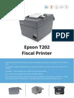 EpsonT202 Datasheet BOS