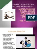 La Conciliacion. 123456