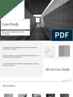 Case Study- Team Detroit