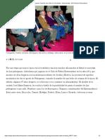 ´Los pelargones´ tendrán una calle en la localidad - Almendralejo - El Periódico Extremadura