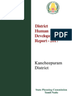 Kancheepuram Human Development Report