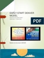 early start denver model