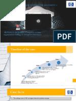 HEWLETT PACKARD – Computer systems organization