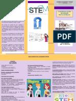 Folleto Mujeres Stem. Febrero 2019 (1)