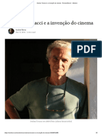 Andrea Tonacci e a Invenção Do Cinema