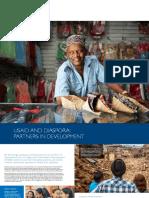 USAID and Diaspora - Partners in Development