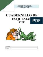 Ciencias Naturales Esquemas y Respo 3ep