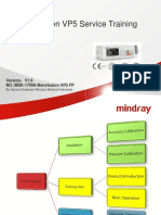 01.Mindray - Benefusion VP5 Service Training V1.0 En