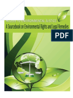 Envi-Rights and Legal Remedies - Sourcebook