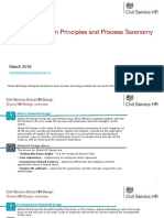 2018-04-12 CSHR Global HR Design Overview Design Principles and Taxonomy VF Gov.uk