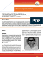 Varicella Pneumonia in an Immunocompromised Patient a Case Report (1)