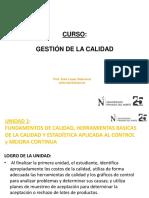 0-GESCAL Clase 2 Medidas, Distribuciones