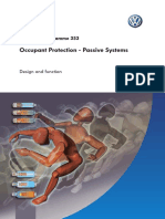 SSP353 Occupant Protection - Passive Systems