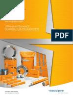 UTP Distributor-Programme en 2018 GL 034 Preview