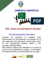 01 El Conocimiento y El Método Científico.ppt